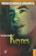 INVITACION A KEYNES - 9789681653514 - FEDERICO NOVELO URDANIVIA