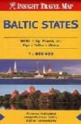 BALTIC STATES (INSIGHT TRAVEL MAP) (1:800000) - 9789814137614 - VV.AA.