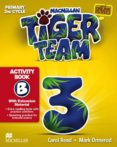 TIGER 3º PRIMARY ACTIVITY BOOK B PACK (N/E) - 9780230475724 - VV.AA.