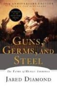 guns, germs, and steel: the fates of human societies-jared diamond-9780393354324
