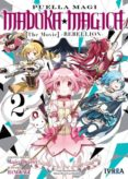 MADOKA MAGICA: THE MOVIE REBELLION Nº 2 - 9788416243624 - HANOKAGE