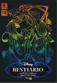 BESTIARIO DISNEY. 12 DIBUJOS MÁGICOS: RASCA Y DESCUBRE - 9788417240424 - VV.AA.