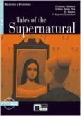 TALES OF SUPERNATURAL+CD (B1.2) (BLACK CAT. READING AND TRAINING) - 9788431607524 - CHARLES DICKENS