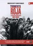 TORMENTA ROJA - 9788441437524 - CARLOS CANALES