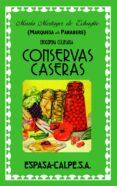 CONSERVAS CASERAS: MARQUES...