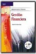 GESTION FINANCIERA - 9788497320924 - GABRIEL ESCRIBANO RUIZ