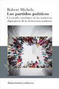 los partidos políticos vol. 1-robert michels-9789505182824