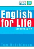ENGLISH FOR LIFE ELEMENTARY ITOOLS DVD-ROM PACK - 9780194330534 - VV.AA.