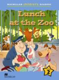MACMILLAN CHILDREN´S READERS: LUNCH AT THE ZOO LEVEL 2 - 9780230402034 - VV.AA.