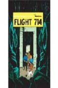 THE ADVENTURES OF TINTIN: FLIGHT 714 - 9781405206334 - HERGE