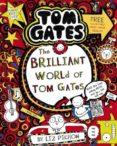 tom gates 1: the brilliant world of tom gates-liz pichon-9781407193434