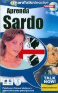 TALK NOW! LEARN SARDO (BEGINNERS) (CD-ROM) - 9781843520634 - VV.AA.