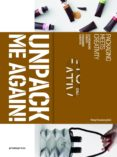 UNPACK ME AGAIN! - PACKAGING CREATIVO - 9788416504534 - WANG SHAOQIANG