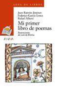 MI PRIMER LIBRO DE POEMAS - 9788420777634 - VV.AA.