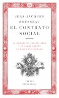 EL CONTRATO SOCIAL (GREAT IDEAS) - 9788430601134 - JEAN-JACQUES ROUSSEAU