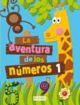 LA AVENTURA DE LOS NÚMEROS 1 - 9788444176734 - VV.AA.