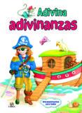 ADIVINA ADIVINANZAS - 9788466231534 - VV.AA.