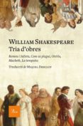 TRIA D OBRES - 9788475886534 - WILLIAM SHAKESPEARE
