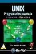 UNIX: PROGRAMACION AVANZADA (3ª ED.) - 9788478976034 - FRANCISCO M. MARQUEZ