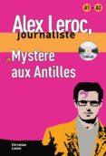 MYSTERE AUX ANTILLES (+CD) - 9788484433934 - VV.AA.
