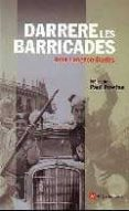 DARRERE LES BARRICADES - 9788492758234 - JOHN LANGDON-DAVIES