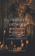EL PRIORATO DE SION: LOS QUE ESTAN DETRAS - 9788497770934 - LUIS MIGUEL MARTINEZ OTERO