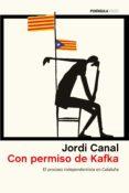 con permiso de kafka (ebook)-jordi canal-9788499427034