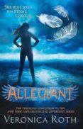 DIVERGENT 3: ALLEGIANT (UK EDITION) - 9780007534944 - VERONICA ROTH