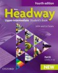 NEW HEADWAY UPPER-INTERMEDIATE STUDENT S BOOK+WORKB00K W/O PK 4E - 9780194718844 - VV.AA.