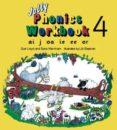 JOLLY PHONICS WORKBOOK 4: AI, J, OA, IE, EE, OR - 9781870946544 - VV.AA.