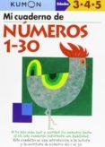 METODO KUMON: MI LIBRO DE NUMEROS - 9788415857044 - VV.AA.