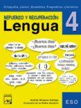 REPASA Y APRUEBA LENGUA Y LITERATURA (4º ESO) - 9788421836644 - VV.AA.