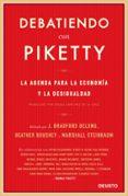 DEBATIENDO CON PIKETTY - 9788423427444 - VV.AA.