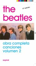 CANCIONES II (THE BEATLES) - 9788424505844 - THE BEATLES