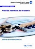 MF0979 (TRANSVERSAL) GESTION OPERATIVA DE TESORERIA. FAMILIA PROF ESIONAL ADMINISTRACION Y GESTION. CERTIFICADOS DE PROFESIONALIDAD - 9788467692044 - VV.AA.
