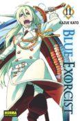 BLUE EXORCIST 11 - 9788467915044 - KAZUE KATO