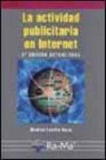 LA ACTIVIDAD PUBLICITARIA EN INTERNET (3ª ED.) - 9788478975044 - MONTSE LAVILLA RASO