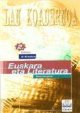 EUSKARA ETA LITERATURA 2DBHO LAN KOADERNOA - 9788483253144 - ALBERTO Y OTROS UGARTE