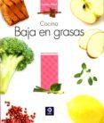 COCINA BAJA EN GRASAS - 9788497943444 - VV.AA.
