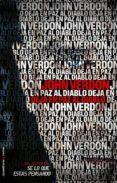 DEJA EN PAZ AL DIABLO - 9788499184944 - JOHN VERDON