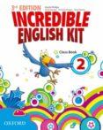 INCREDIBLE ENGLISH KIT 2 CB 3 ED - 9780194443654 - VV.AA.