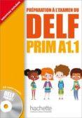 DELF PRIM A1.1 ALUM+CD - 9782011559654 - VV.AA.