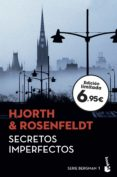SECRETOS IMPERFECTOS (SERIE BERGMAN 1) - 9788408201854 - MICHAEL HJORTH