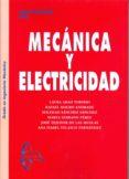 MECANICA Y ELECTRICIDAD - 9788415475354 - LAURA ABAD TORIBIO