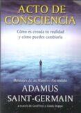 ACTO DE CONSCIENCIA - 9788415795254 - GEOFFREY HOPPE