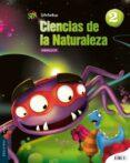 CIENCIAS DE LA NATURALEZA 2º PRIMARIA  PROYECTO SUPERPIXÉPOLIS ANDALUCIA - 9788426396754 - VV.AA.