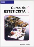 CURSO DE ESTETICISTA I - 9788428314954 - I. TORROBA