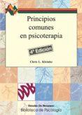 principios comunes en psicoterapia (ebook)-chris l. kleinke-9788433022554