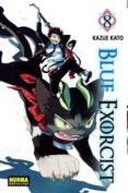 BLUE EXORCIST (VOL. 8) - 9788467910254 - KAZUE KATO