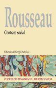 CONTRATO SOCIAL - 9788470309854 - JEAN-JACQUES ROUSSEAU